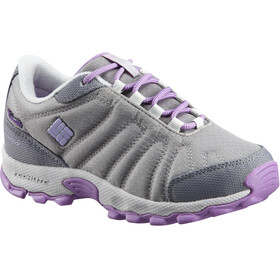Columbia Firecamp Sledder II WP Shoes Youth Steam/Phantom Purple